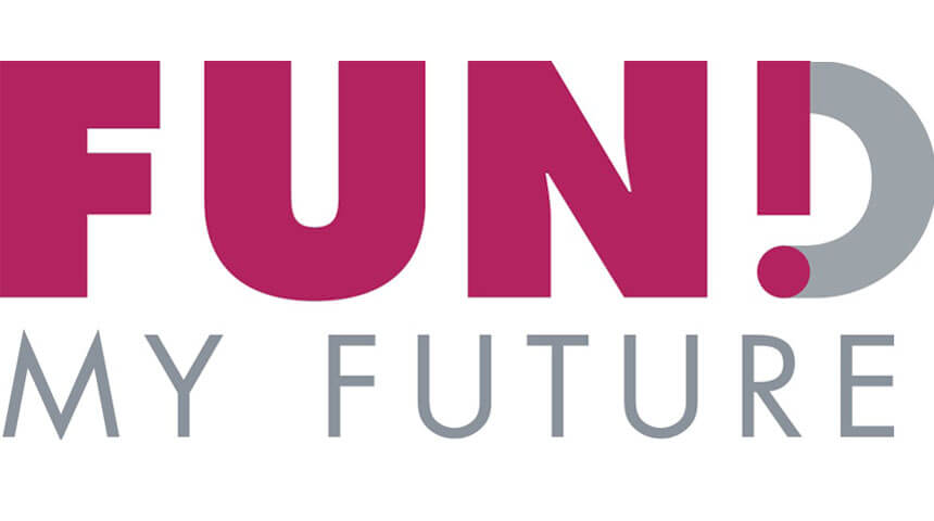 Logo for Fund My Future