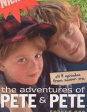 """Cover art for """"The Adventures of Pete & Pete"""""""