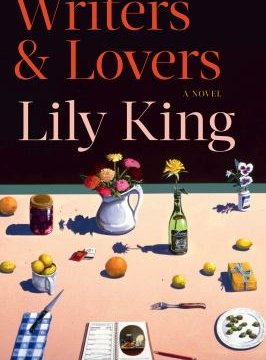 Writers & Lovers cover by Lily King