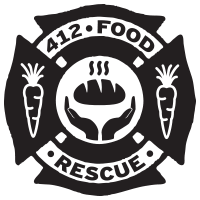 412 Food Rescue Logo