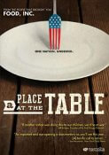 DVD Cover for A Place at the Table