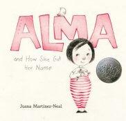 Alma book cover