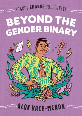 """The cover for the book, """"Beyond the Gender Binary"""" by Alok Vaid-Menon"""